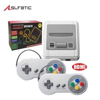 Mini Classic SNES TV Game Console 8 Bit Retro Video Game Console Built In 621 Games HDMI Handheld Gaming Player Recreation