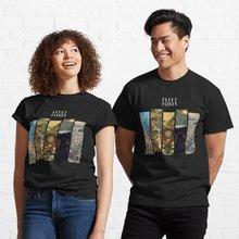 Fleet lisy-klasyczny T-Shirt z serii dyskografii