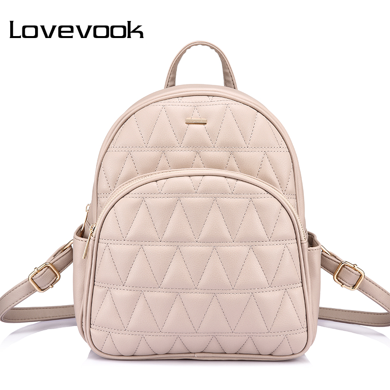 LOVEVOOK backpack women high quality samll female bag schoolbag for girls teenagers ladies bags shopping travel backpacks 2020