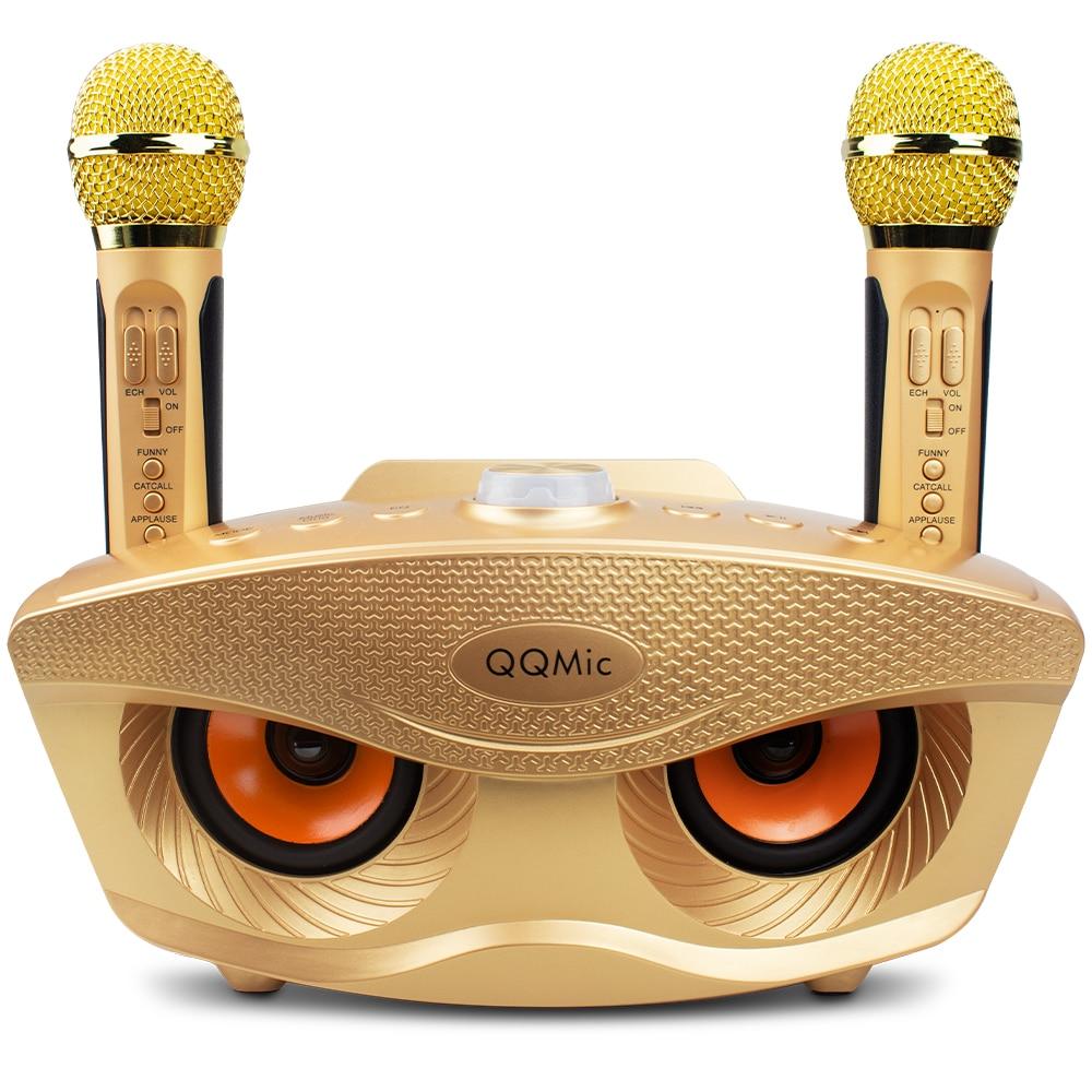 microfone bluetooth v5.0 brinquedo instrumento