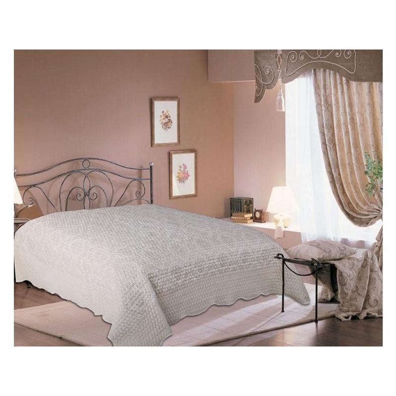 Bedspread euro Amore Mio, Damask, 220*240 cm bedspread ethel silk freshness size 220 240 cm faux silk 100% n e