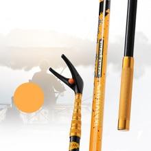 Portable Ultralight Fishing Rod Retractable Fish Pole Tackle Bracket Outdoor Fishing Gear