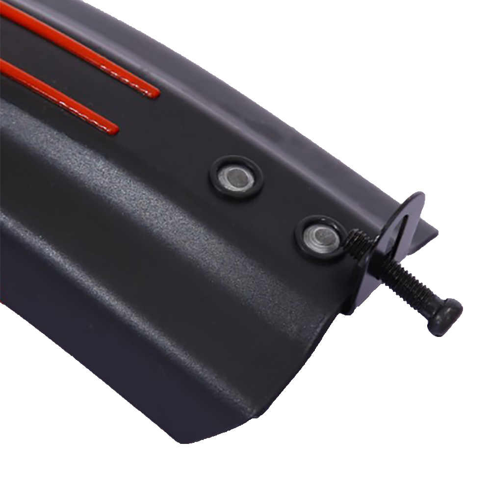 1 Paar Stijlvolle Mtb Fiets Voor Achter Spatbord Mountainbike Plastic Fenders Set Fiets Spatbord Fietsen Accessoires