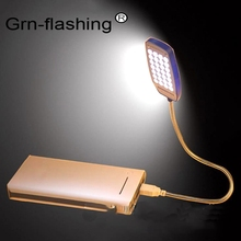 Led-Lamp Notebook Power-Bank Usb-Night-Light Dc5v-Light Ultra-Bright Computer Laptop