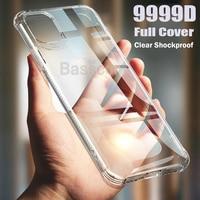 Custodia in Silicone trasparente di lusso originale per Xiaomi Redmi Note 10 7 8 9 9s 9c 9a Mi 11 10 Ultra 9T 10T Pro Lite mi11 mi10 Anti Fall Cover