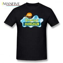 Neon Genesis Evangelion T Shirt Neon Genesis Evangelion T-Shirt XXX Short-Sleeve Tee Shirt Cute Printed 100 Cotton Beach Tshirt футболка wearcraft premium printio neon genesis evangelion angel mask