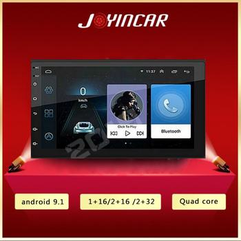 1DIN 7 Inch Android Universal Car Multimedia Player 2+32G Large Screen Machine Navigation Player GPS Navigator Autoradio Stereo image