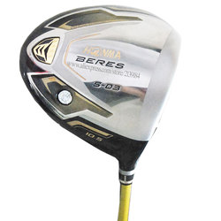 New men Golf clubs 3star HONMA S-03 driver clubs 9.5 or 10.5 loft Golf driver with Golf Graphite shaft Cooyute free shipping