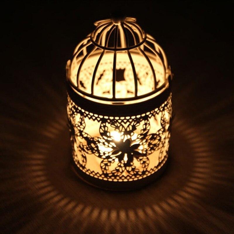 Decorative Moroccan Lantern Votive