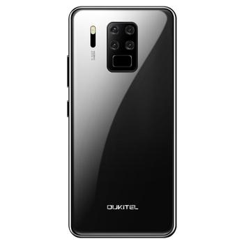 """4G LTE Android 9.0 Smartphone OUKITEL C18 Pro 4G RAM 64G ROM Mobile Phon 6.55""""HD  MTK6757 Octa Core 16MP 4 Cameras 4000mAh 5V2A 3"""