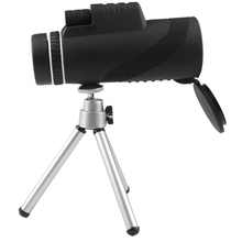Monocular Telescope 40X60 High Power HD Monocular with Smartphone Holder for Bird Watching Travelling Scenery Etc 20 60x60 monocular telescope super telescope waterproof adjustable ultra clear for bird watching hunting with tripod