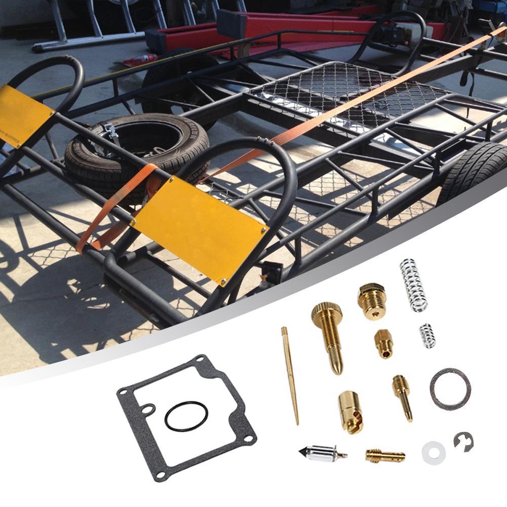 Complete Carb Rebuild Repair Kit for Polaris Trail Boss 250 2x4 1989 1999|  - title=