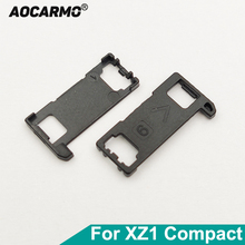 Aocarmo LCD Screen Flex Cable Interface Buckle Plastic Cover Holder For Sony Xperia XZ1 Compact XZ1c G8441 G8442 S0-02K