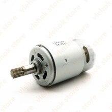Motor DC 12V para WORX WU382 WU382.7 WX382 WX382.3 WX382.4 WX382.5 WX382.6 WX382.7 WX382.M WX382.M1 WX382.M2 50019646
