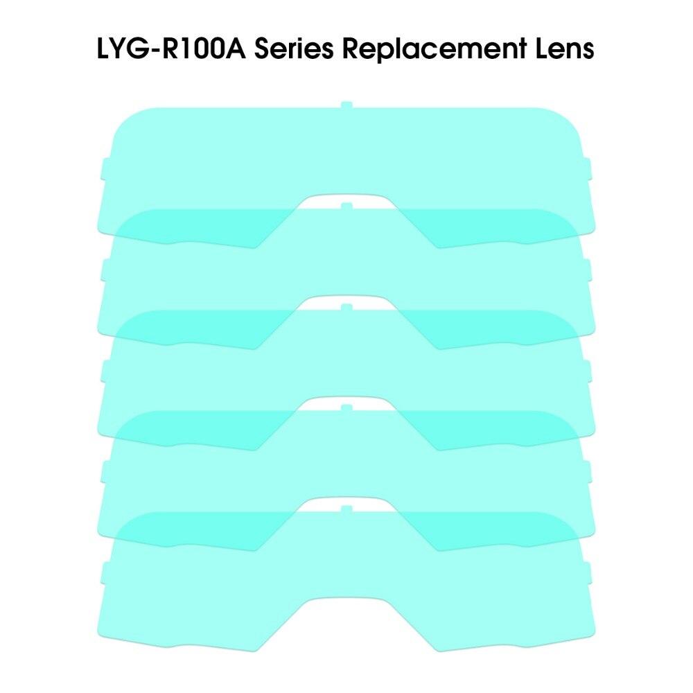 mma plasma solda máscara LYG-R100A