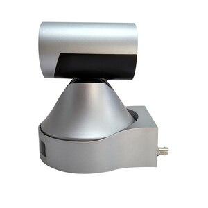 Image 4 - 2MP yüksek kaliteli CMOS sensörü PTZ 1080p 60fps yayın ve Video konferans kamera HDMI SDI 12X Zoom