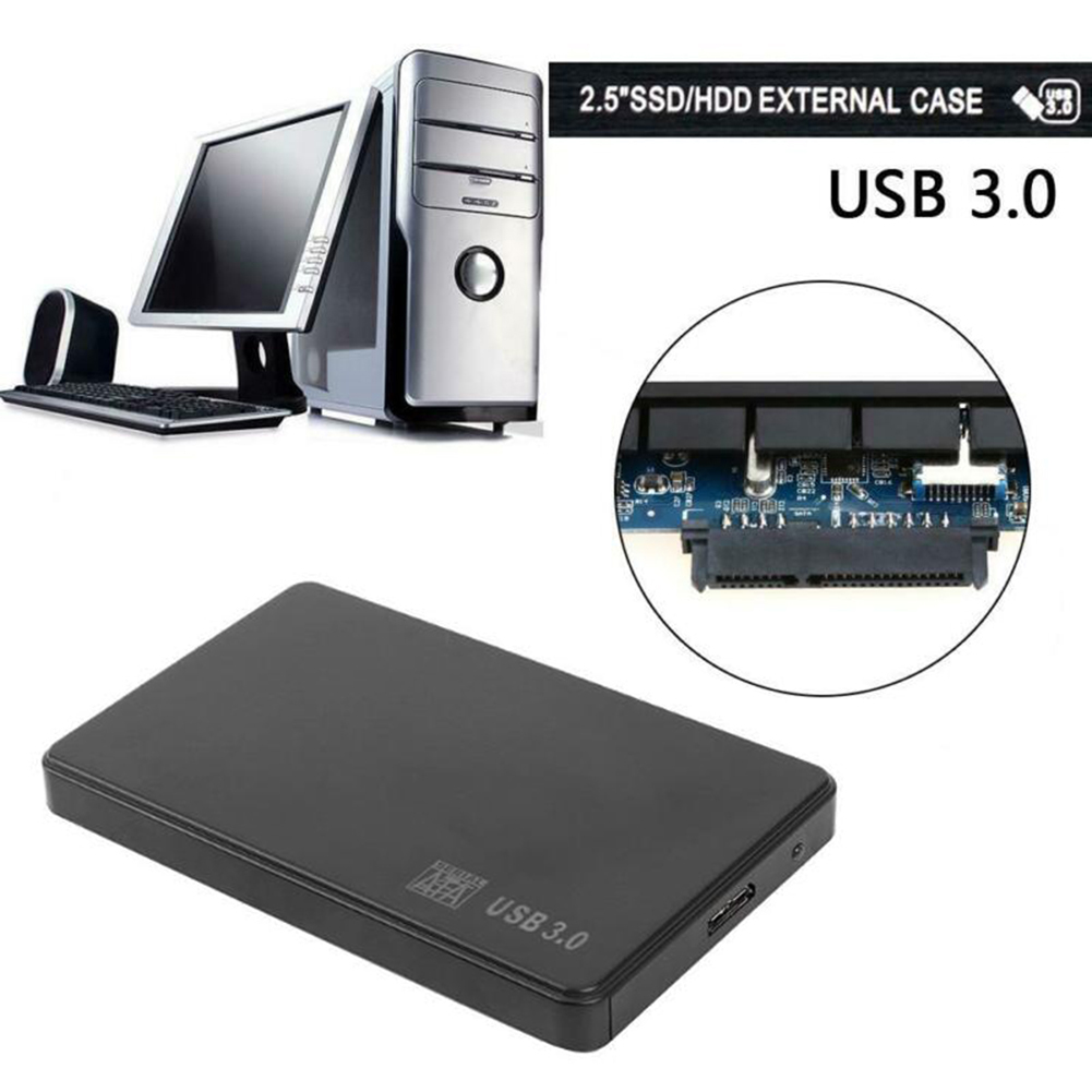 עגלות פג 500GB / 1 / 2T USB נייד 3.0 HDD אחסון חיצוני נייד כונן קשיח למחשב נייד עבור Windows 98/2000 / XP / Vista / 7/8/10 (2)