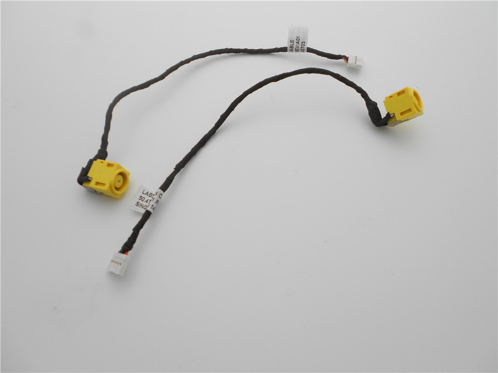 Laptop AC DC in Power Jack Socket For <font><b>Lenovo</b></font> Essential B590 Ideapad <font><b>V580</b></font> V580A V580C 50.4TE08.021 50.4TE08.031 image
