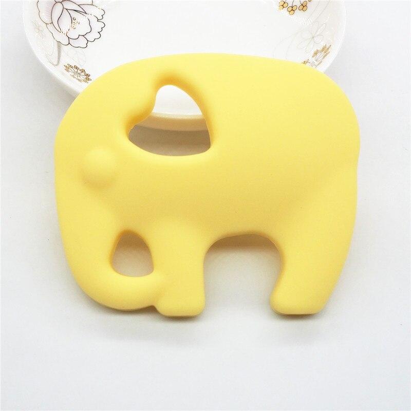 Chenkai 10PCS Silicone Biscuit Teether DIY Baby Oreo Cookie Pendant Pacifier Dummy Nursing Sensory Teething Toy Gift BPA Free