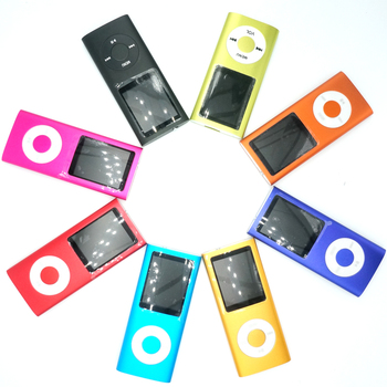 MP3 Player 4TH GEN 1.8 inch LCD scren Memory Stereo Music Media Player FM radio AMV video player built in 32GB