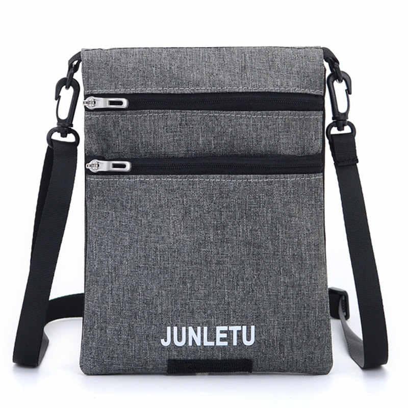 Moda yeni tek omuz çapraz çanta su geçirmez cep telefonu çantası seyahat belgesi asılı boyun küçük çanta kadın cüzdan