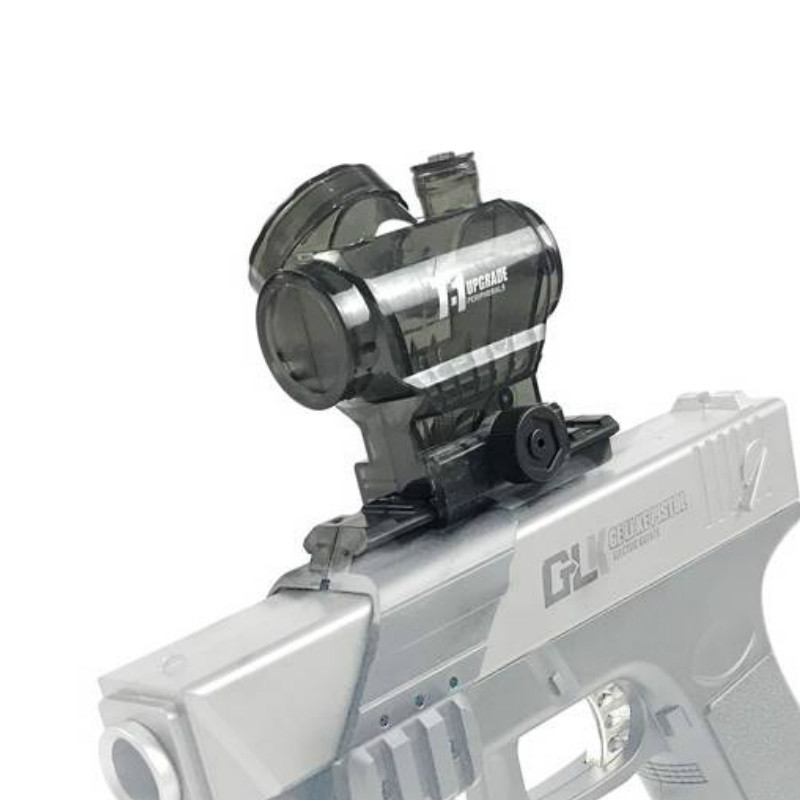 Geluoke G18 Under For Magazine Toy Magazine Clip Hand Water Gun Loaded Pistol Gel Ball Blaster Toy