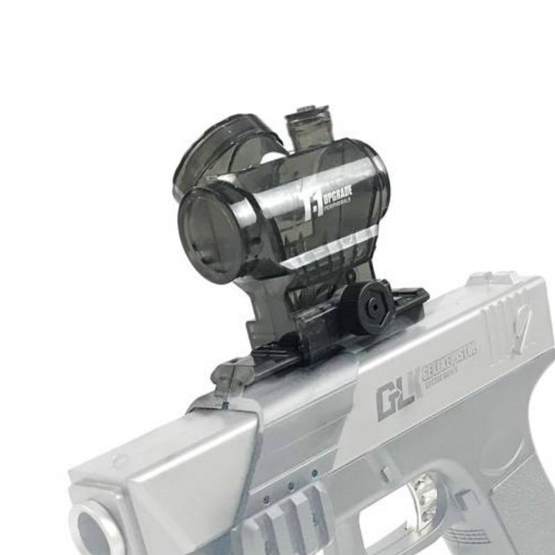 Geluoke G18 Under For Magazine Toy Magazine Clip Hand Water Gun Loaded Pistol Gel Ball Blaster Toy