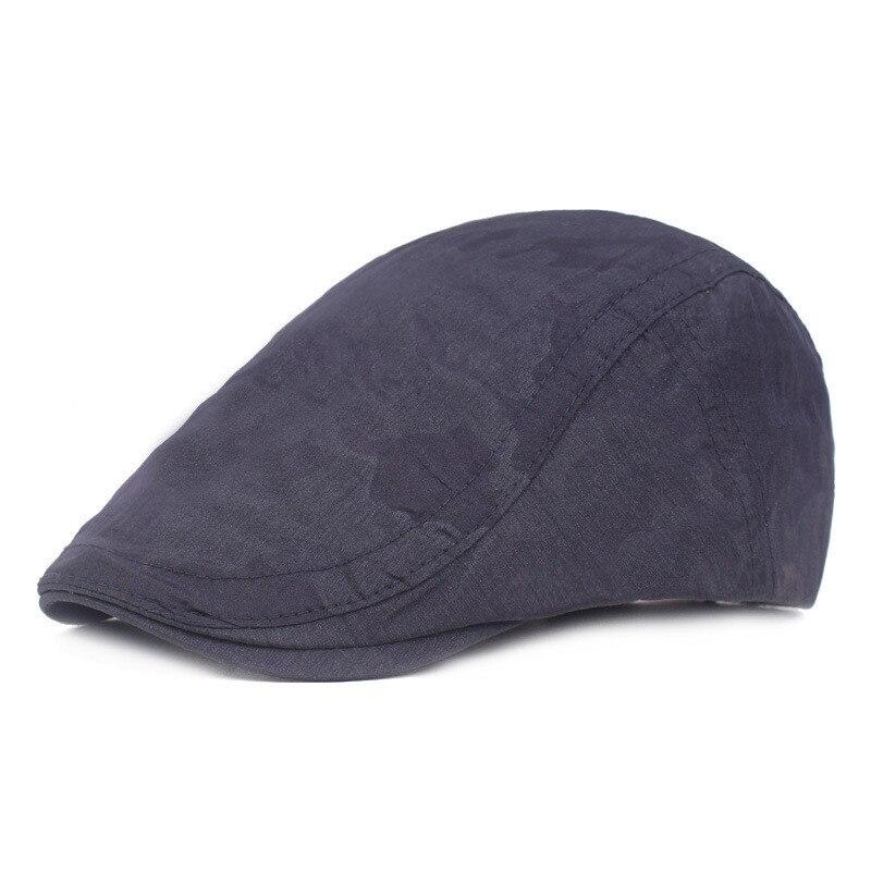 Мужская и женская хлопковая камуфляжная шляпа для гольфа, для вождения, кепка, плоская кепка, повседневная Кепка Утконос, шапка для вождения, 10,7 - Цвет: NY