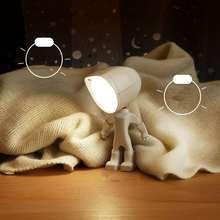 Светодиодная лампа в виде мини людей настольная украшение для