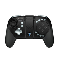 GameSir G5 with Trackpad and 32 Buttons Gamepad, Moba/FPS/PUBG/RoS Bluetooth Wireless Game Controller For Android/iOS Phone