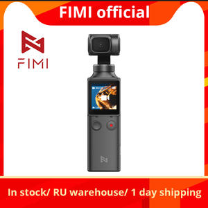 In stock FIMI PALM camera 3-Axis 4K HD Handheld Gimbal Camera Stabilizer 128° Wide Angle