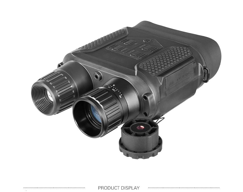 visão noturna telescópio para a caça