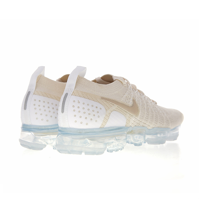 Original Authentic NIKE Air Max Vapormax Flyknit Women's Running Shoes Outdoor Sports Classic Breathable 2019 New 942843-201