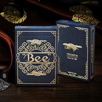 Royal Bee Premium Playing Cards Limited Edition Rare Deck Magic Cards Magia Poker Magic Tricks Props for Magician