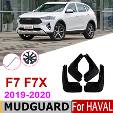 Car-Mud-Flaps Haval Great-Wall F7-Accessories Mudguards for F7x