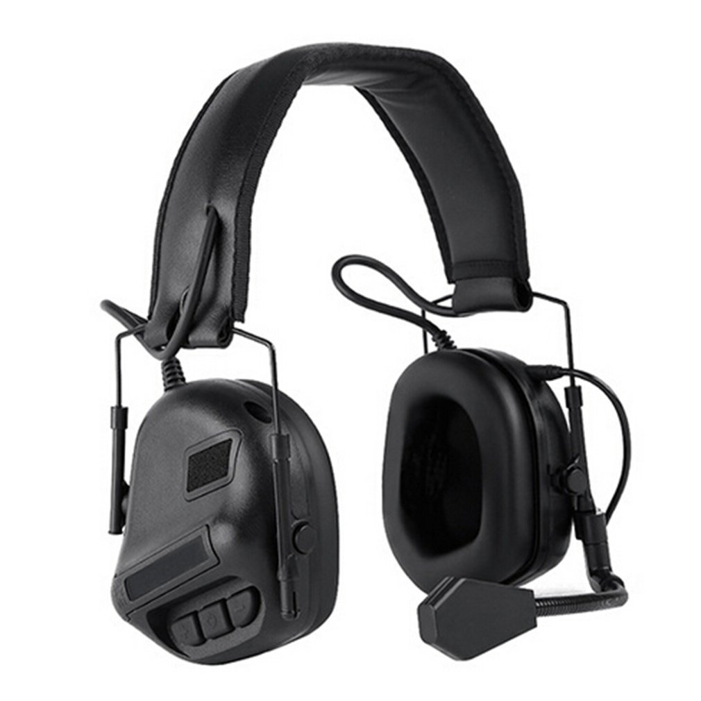 Headphone Tactical-Games Hunting for Fifth-Generation-Chip Removable-Design title=