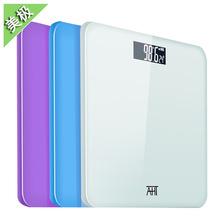 LOGO mogą być drukowane na rzecz jednolity kolor waga elektroniczna tanie tanio DIGITAL Szkło hartowane Plac 150 kg Wagi pomiaru Stałe