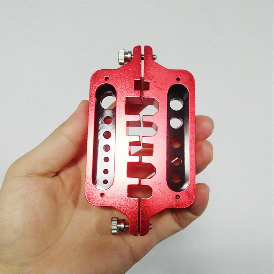 Универсальная теплоизоляция паяльник базовая станция сварочная станция для XT60 XT90 мини т Банан вилка DIY RC Дрон печатная плата