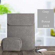 """حقيبة كمبيوتر محمول لماك بوك اير 11 13 برو 15 حافظة لابتوب كم لهواوي Matebook X برو شاومي لينوفو 13.3 """"غطاء الكمبيوتر جراب جراب 15.6"""