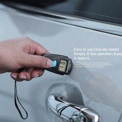 2019 Новый мини автомобильный толщиномер ЖК-цифровой покраска Толщиномер инструмент для измерения толщиномер покрытия автомобиля
