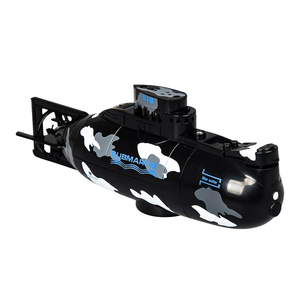Toy Boat Rc Mini Submarine Kids Summer Water Toy Rechargeable Simulation Rc Submarine Toys bateau radiocommande