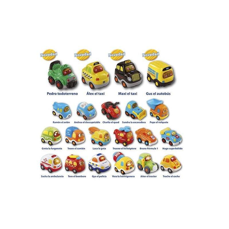 Tut Tut Bolidos Light/Sound. Sds-Vtech Toy Store
