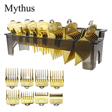 Barber Tools Magic Senior Hair Clipper Guards 8 Sizes Universal Hair Clipper Replacement Combs Guide Attachment Comb For Wahl