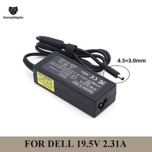 19.5V 2.31A 45W 4.5*3.0mm Laptop Ac Power Adapter Charger For Dell Xps 12 13 13R 13Z 14 13-L321X 13-6928Slv Inspiron 15-3552