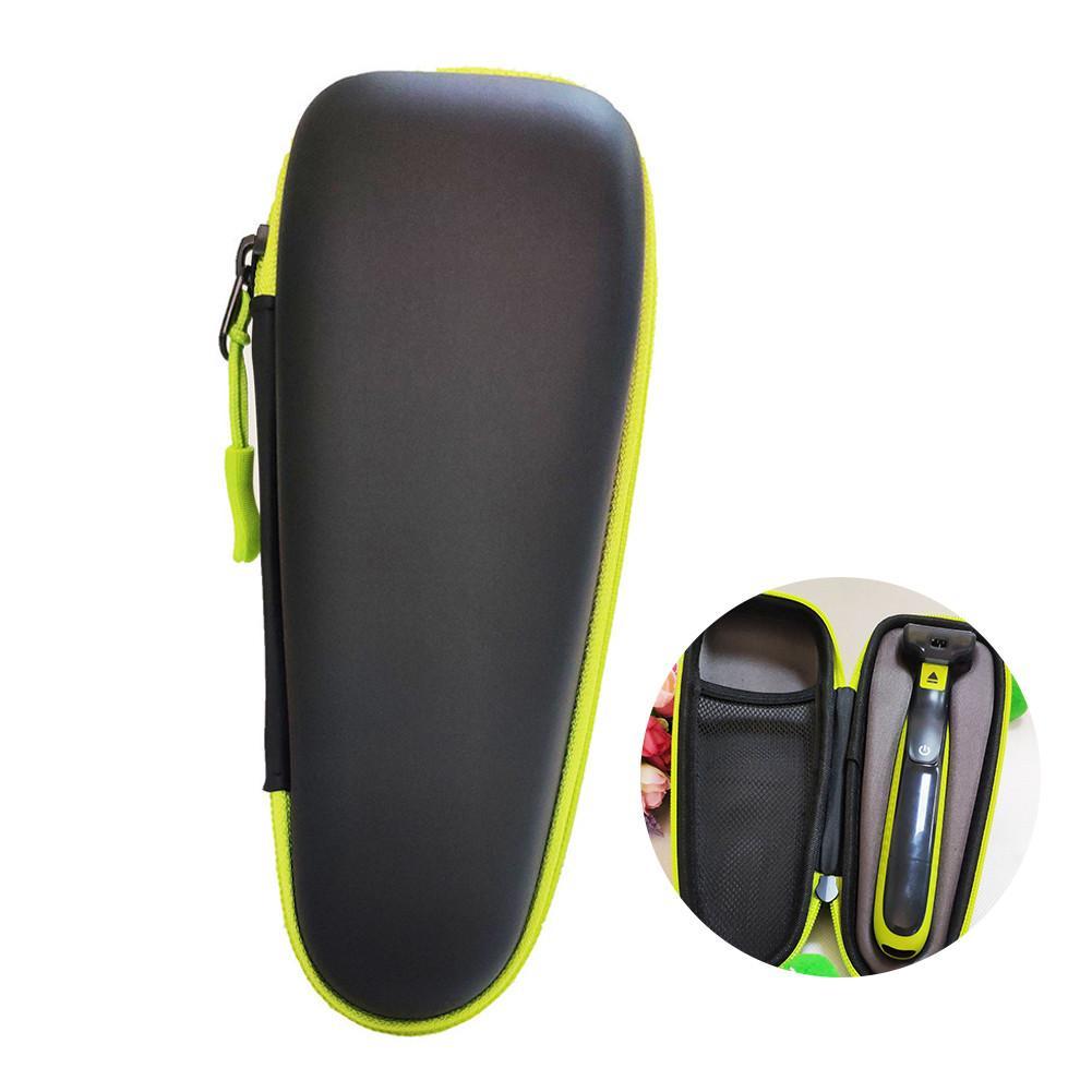 Travel Shaver Case Razor Storage Bag With Zipper For PHILIPS QP2530 QP2520