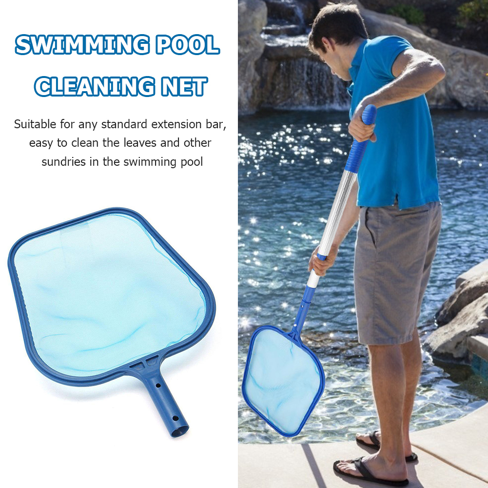 Swimming Pool Skimmer Net Rubbish Cleaning Catcher Bag Mesh Cleaners Pool Swimming Accessories Cleaning Tools Aliexpress
