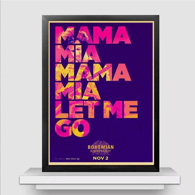 Bohemian Rhapsody Queen Prints 8