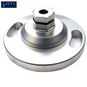 Image 2 - Motor Timing Nockenwelle Locking Alignment Entfernung Reparatur Werkzeug Für Touareg Audi A4/VAG 2,7 & Q7/3,0 Auto garage Werkzeuge