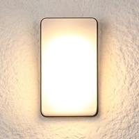 Applique extérieure LED étanche applique murale aluminium jardin porche lumières applique murale|Mur Lampes| |  -