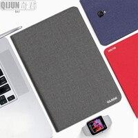 Funda abatible de silicona para tableta Samsung Galaxy Tab S, cubierta protectora con soporte de 8,4 pulgadas, suave, sólida, para SM-T700 T705, 2014